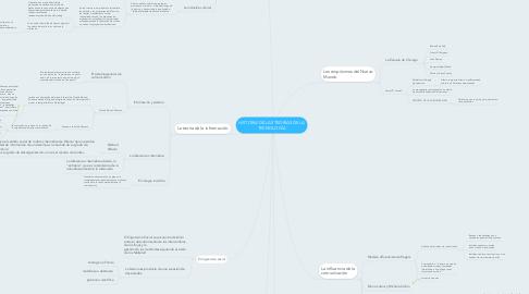 Mind Map: HISTORIA DE LAS TEORÍAS DE LA TECNOLOGÍA