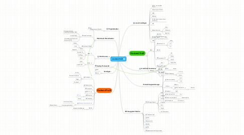 Mind Map: Java Basis Profil