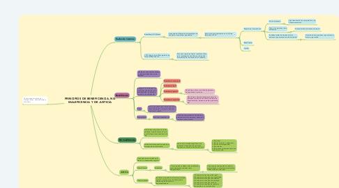 Mind Map: PRINCIPIOS DE BENEFICENCIA, NO MALEFICENCIA Y DE JUSTICIA