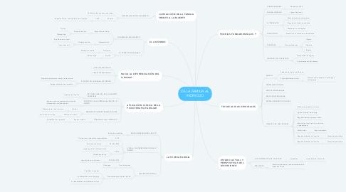 Mind Map: DE LA FAMILIA AL INDIVIDUO