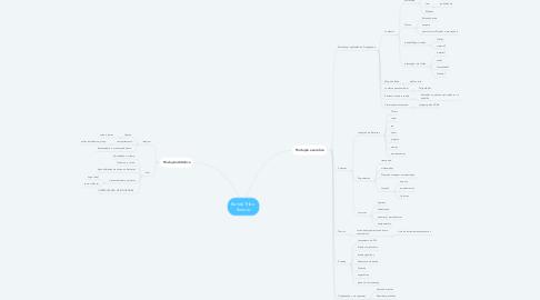 Mind Map: Banda Tribo  Sonoro