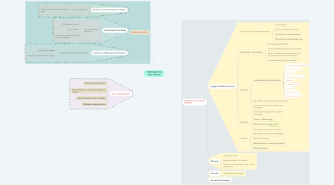 Mind Map: STRATEGIES FOR INFO. KEEPING