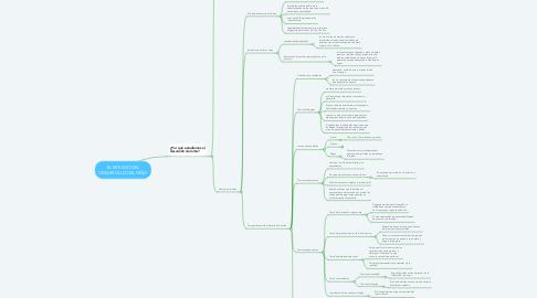 Mind Map: EL ESTUDIO DEL DESARROLLO DEL NIÑO