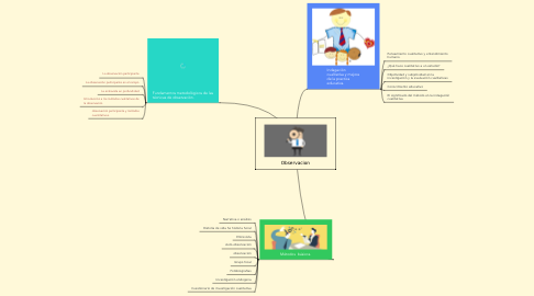 Mind Map: Observacion