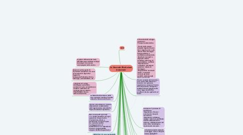 Mind Map: La Seconda Rivoluzione Industriale
