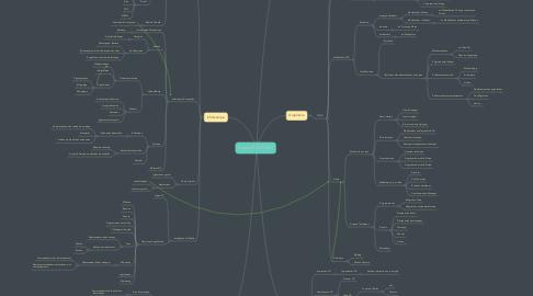 Mind Map: Etudes POST-DUT
