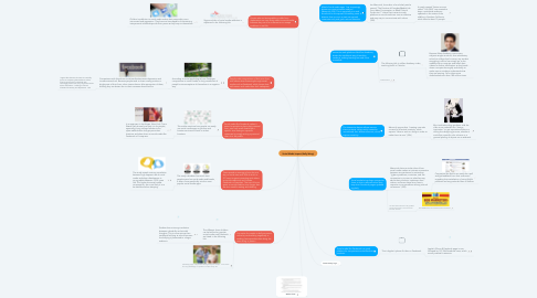 Mind Map: Social Media Impact (Kelly Wang)