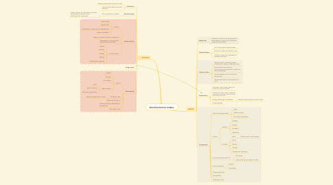 Mind Map: INSUFICIENCIA RENAL
