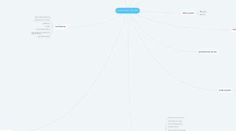 Mind Map: MAPA MUSEO DEL ORO