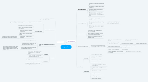Mind Map: Approaches