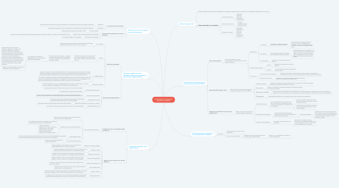 Mind Map: La percepción y la toma de decisiones individual