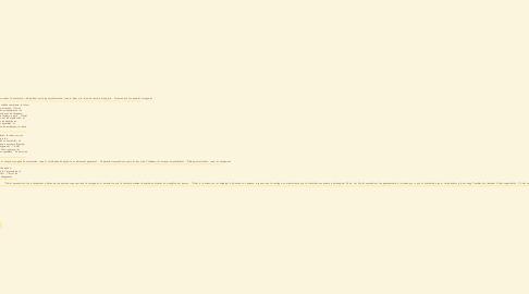 Mind Map: Títulos de crédito