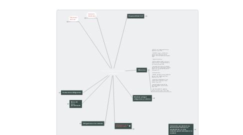 Mind Map: Caso Soluciones Jurídicas Integradas