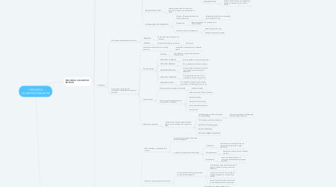 Mind Map: PROCESOS COGNITIVOS BÁSICOS