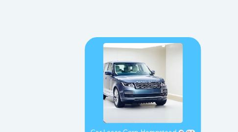 Mind Map: Car Lease Corp Hempstead