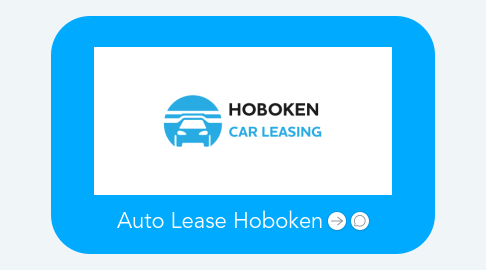Mind Map: Auto Lease Hoboken