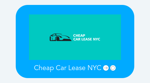 Mind Map: Cheap Car Lease NYC