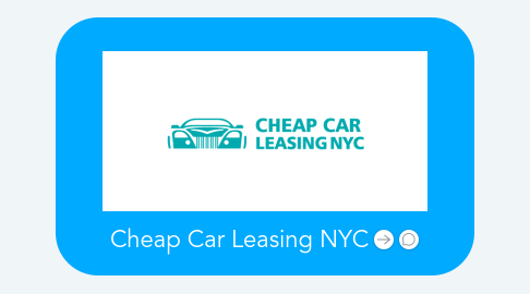 Mind Map: Cheap Car Leasing NYC