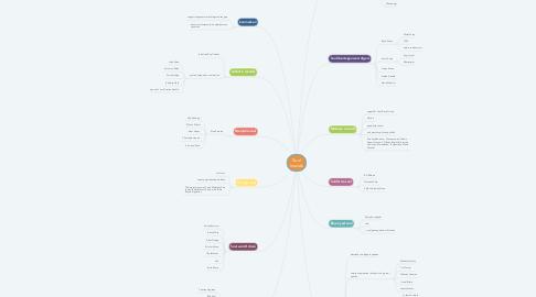 Mind Map: Soul muziek