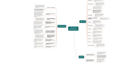 Mind Map: LEY DE ÉTICA GUBERNAMENTAL.