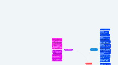 Mind Map: Principios Eticos