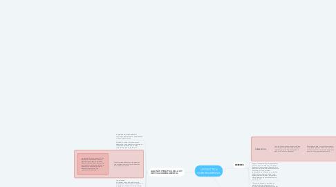 Mind Map: LEY DE ÉTICA GUBERNAMENTAL