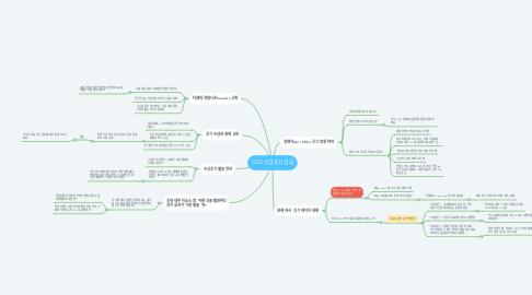 Mind Map: CEO 수강후기 강화