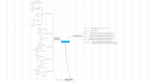 Mind Map: Computer Systems