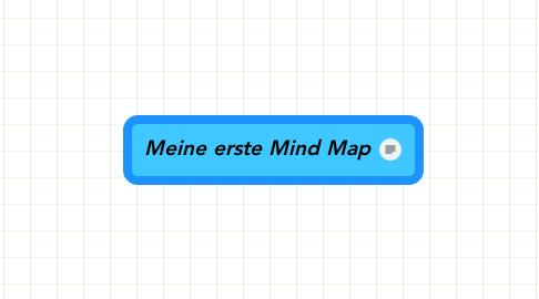 Mind Map: Meine erste Mind Map