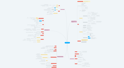 Mind Map: Aspectos legales