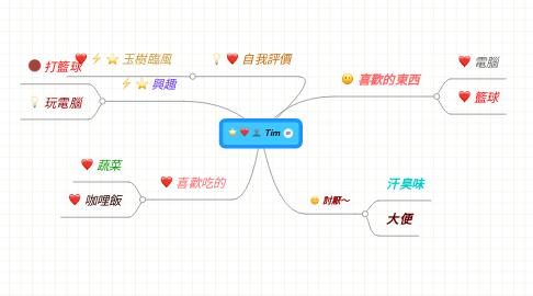 Mind Map: Tim