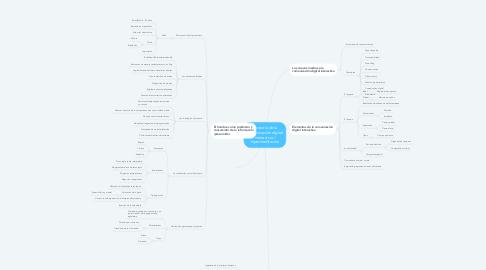 Mind Map: La teoría de la comunicación digital interactiva / hipermeditación