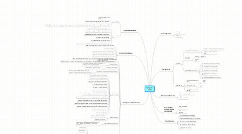 Mind Map: Categories anàlisi