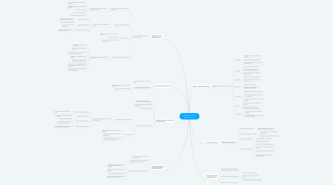 Mind Map: Comprensión de los  Requerimientos