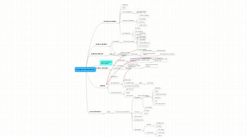 Mind Map: werkgevers stroomschema