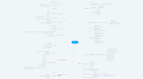 Mind Map: HORECA