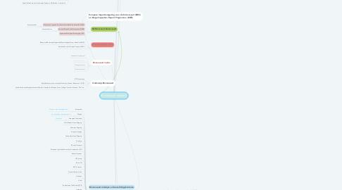 Mind Map: Binnenvaart netwerk
