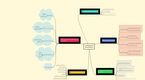 Mind Map: Contaminación Atmosférica