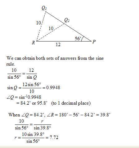 Unit1 Trigonometry By Udaypaul Singh Dhaliwal Example Mindmeister