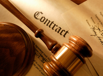 Contract Law Example MindMeister - Legal contracts