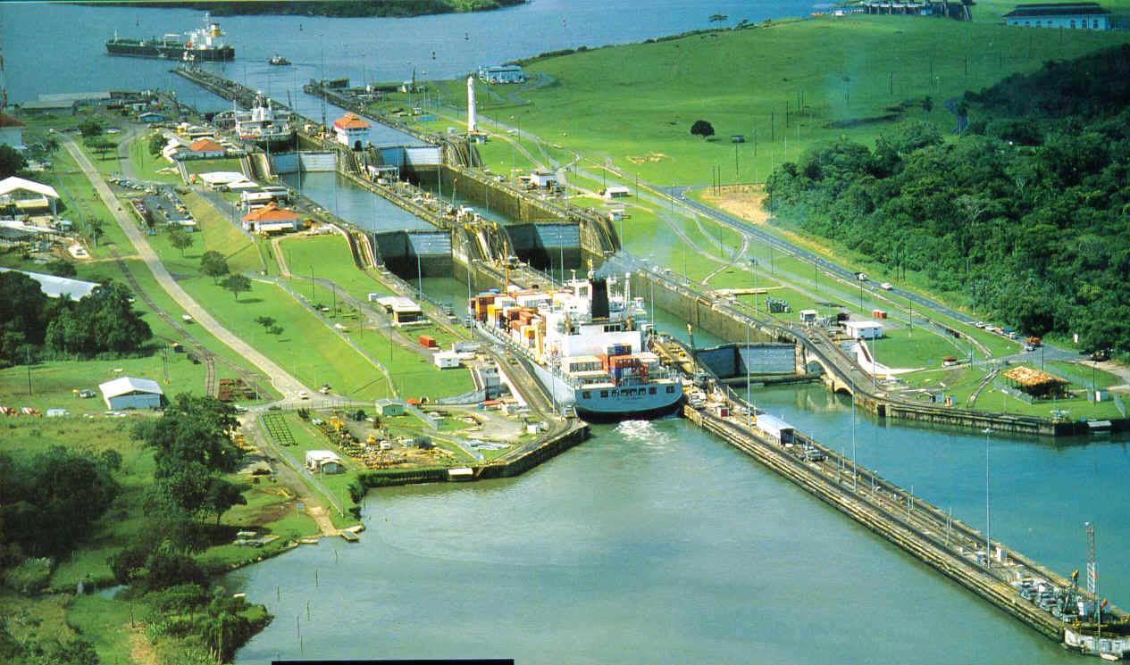Image result for CANAL DE PANAMA IMAGEN