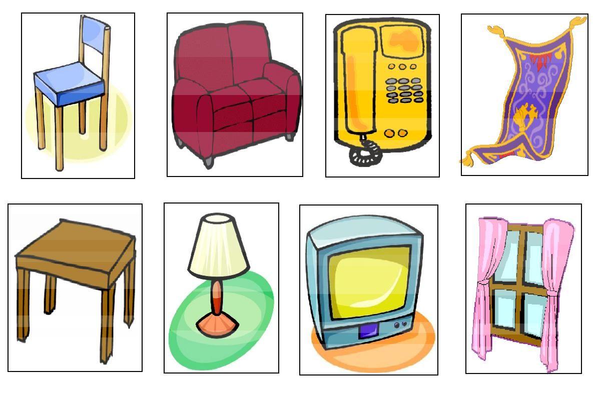 Art Culos Indefinidos Ejemplo Mindmeister -> Sala En Ingles Dibujo