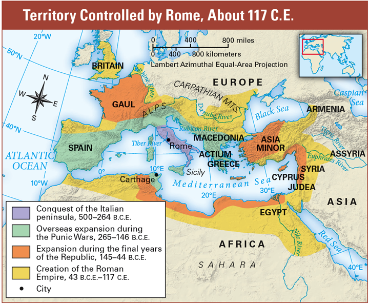 the expansion of the roman empire and the following outcomes Start studying history 3 which of the following was true of both the roman and which of the following was a motivation for the expansion of the roman empire.