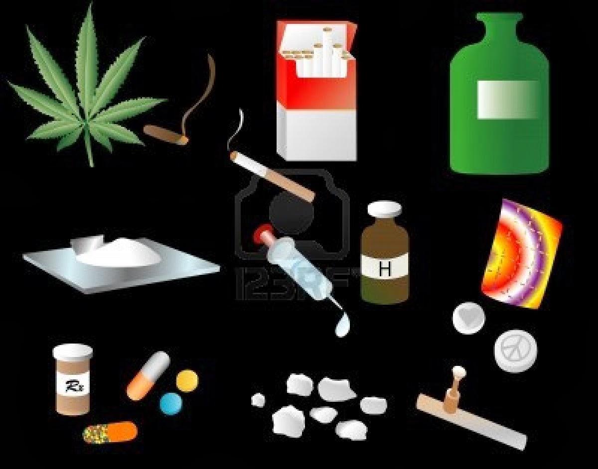 Resultado de imagem para tipos de drogas
