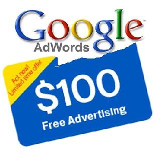 100 Google Adwords Voucher For Usa